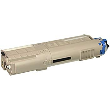 Oki c532 / c542 / 46490608 (bk) toner compatibil 0