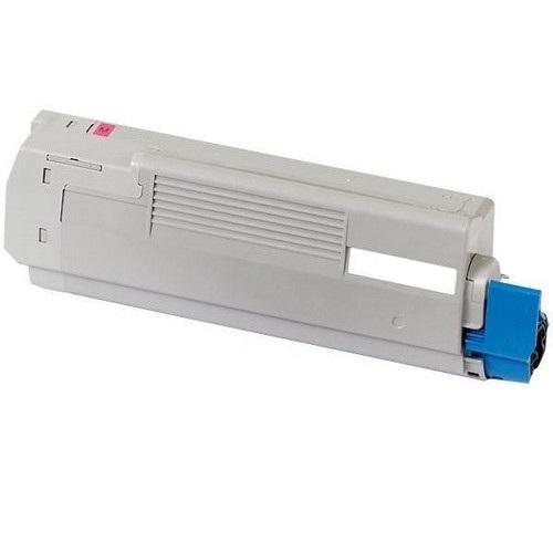 Oki c5600/c5700 / 43381906 ( m ) toner compatibil 0