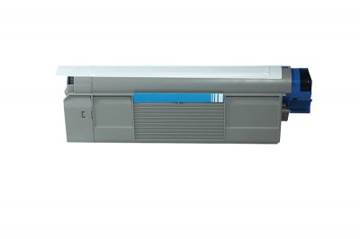 Oki c5600/c5700 / 43381907 ( c ) toner compatibil 0