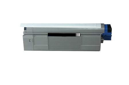 Oki c5650/c5750 / 43865708 (bk) toner compatibil 0