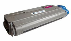 Oki c5650/c5750 / 43872306  ( m ) toner compatibil 0
