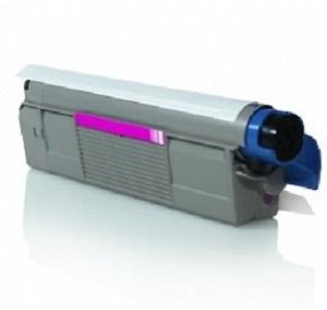 Oki c5900 / 43324422 (m) toner compatibil 0