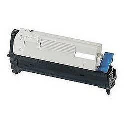 Oki c5900 / 43324424 (bk) toner compatibil 0