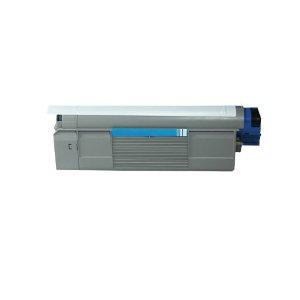 Oki c610 / 44315307 (c) toner compatibil 0
