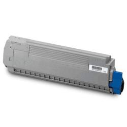 Oki c710/c711 / 44318605 ( y ) toner compatibil 0