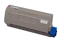 Oki c710/c711 / 44318606 ( m ) toner compatibil 0