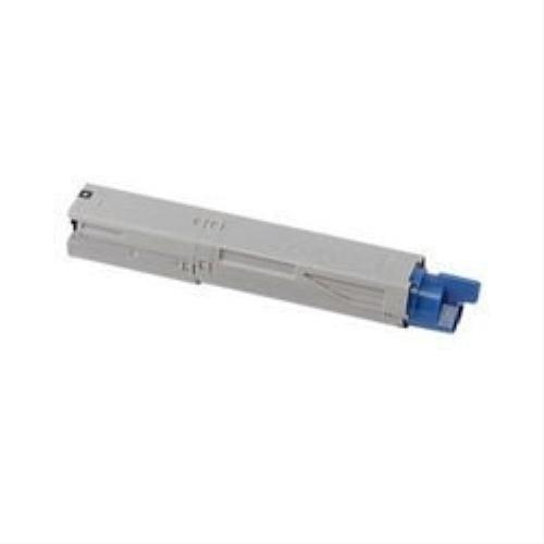 Oki c801/c821 / 44643002 (m) toner compatibil 0