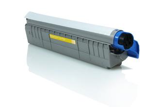 Oki c810/c830 / 44059105 ( y ) toner compatibil 0