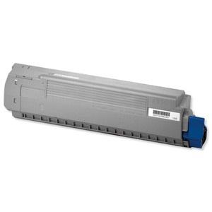 Oki c810/c830 / 44059108 (bk) toner compatibil 0