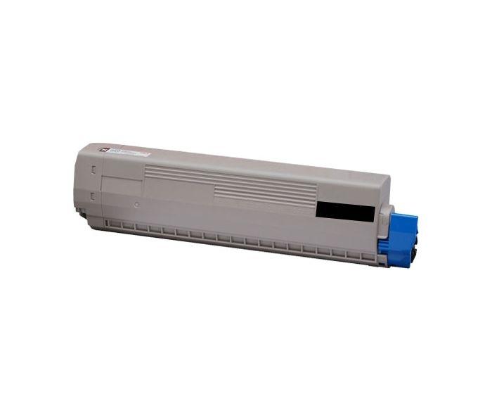 Oki C831 / 44844508 (bk) toner compatibil 0