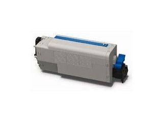 Oki c910 / 44036021 (bk) toner compatibil 0