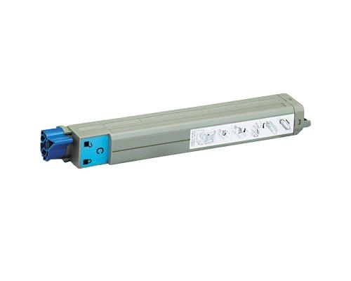 Oki c9600 / 42918915 ( c ) toner compatibil 0