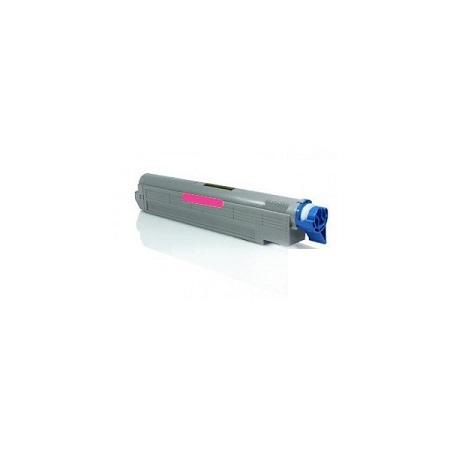 Oki es3640 / 42918928 ( m ) toner compatibil 0