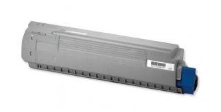 Oki es8460 / 44059229 ( y ) toner compatibil 0