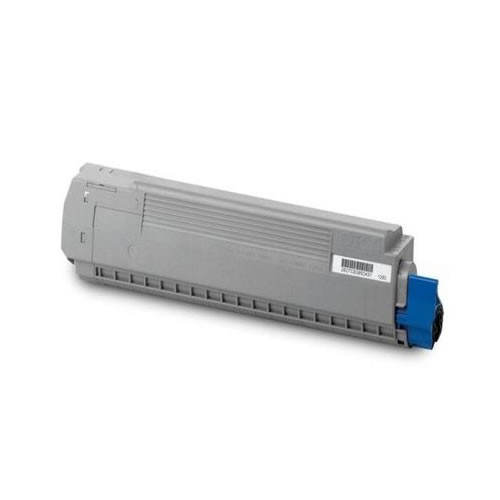Oki mc860 / 44059212 (bk) toner compatibil 0