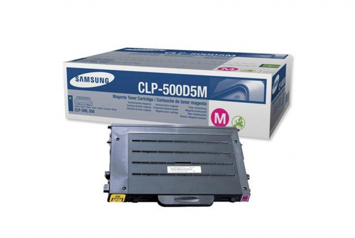 Samsung CLP-500D5M Toner Magenta Original 0