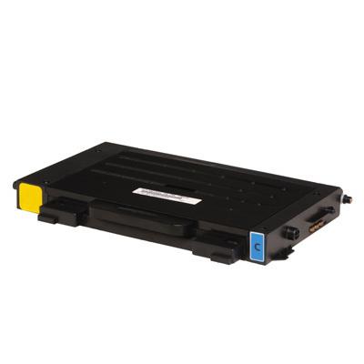 Samsung clp-510 (c) toner compatibil 0