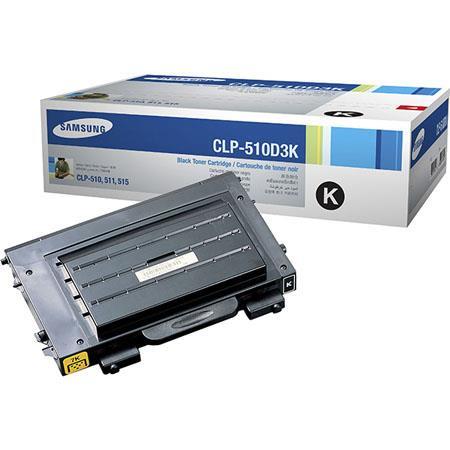Samsung CLP-510D3K Toner Negru Original 0