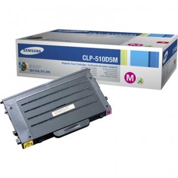 Samsung CLP-510D5M Toner Magenta Original 0