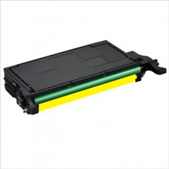 Samsung clp-610 / clp-660 (y) toner compatibil [0]