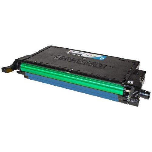 Samsung clp-620 / clt-c508s (c) toner compatibil 0