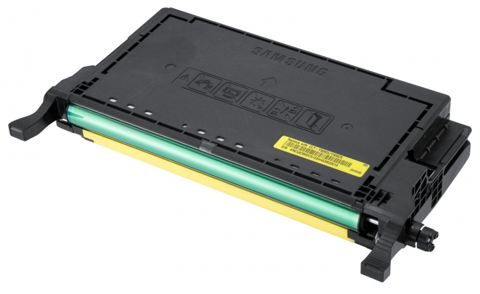 Samsung clp-620 / clt-y508s (y) toner compatibil 0