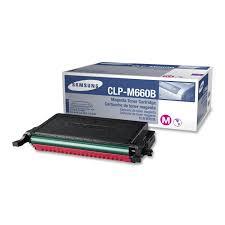 Samsung CLP-M660B Toner Magenta Original 0