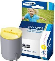 Samsung CLP-Y300A Toner Yellow Original 0
