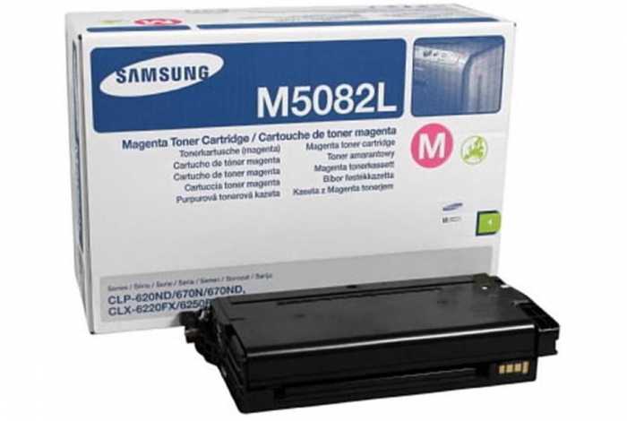 Samsung CLT-M5082L Toner Magenta Original 0