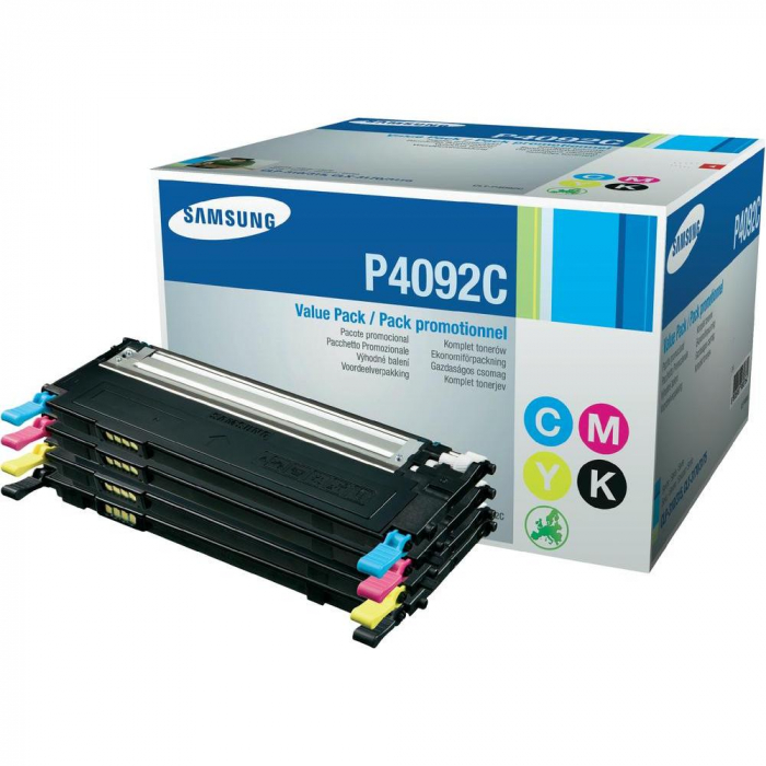 Samsung CLT-P4092C Toner Kit Toate Culorile Original 0