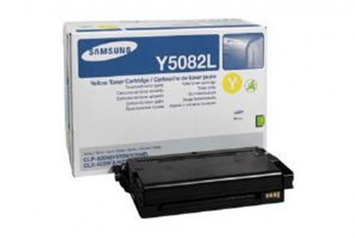Samsung CLT-Y5082L Toner Yellow Original 0
