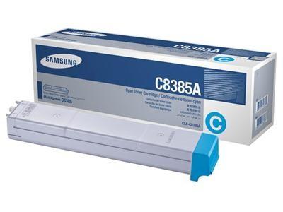 Samsung CLX-C8385A Toner Cyan Original 0