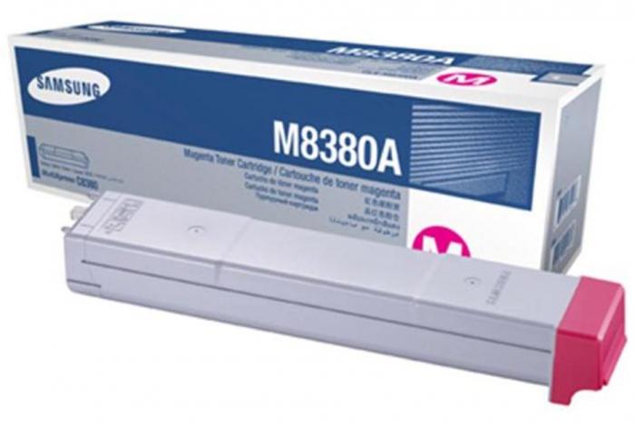 Samsung CLX-M8385A Toner Magenta Original 0
