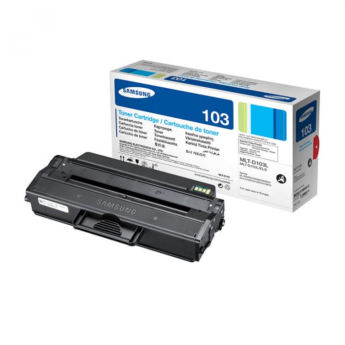 Samsung MLT-D103L Toner Negru Original 0