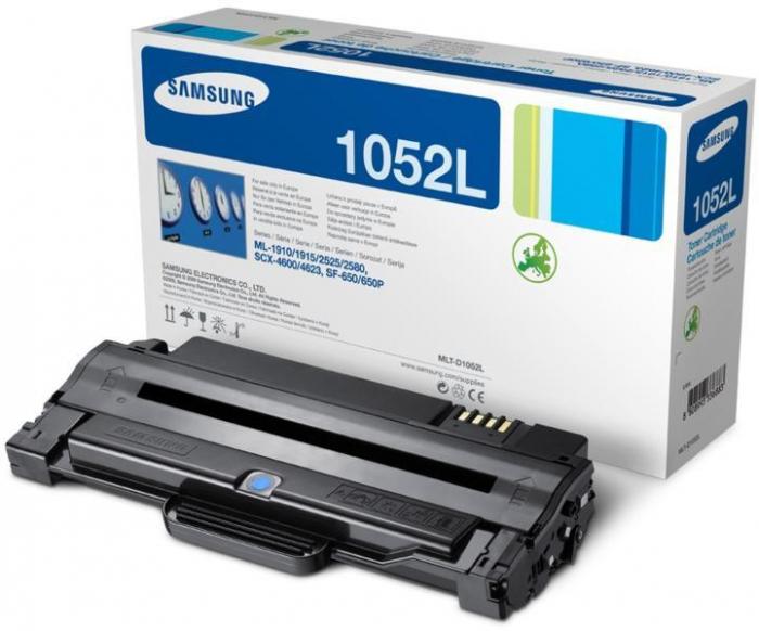 Samsung MLT-D1052L Toner Negru Original 0