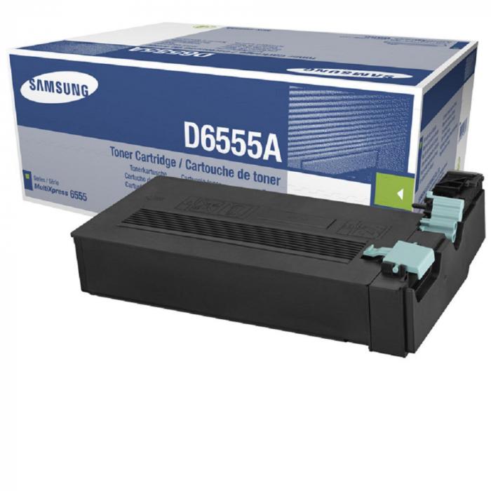 Samsung SCX-D6555A Toner Negru Original 0