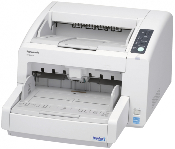 Scanner panasonic kv-s4065cl-u 0