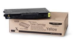 Xerox 106R00682 Toner Yellow Original 0