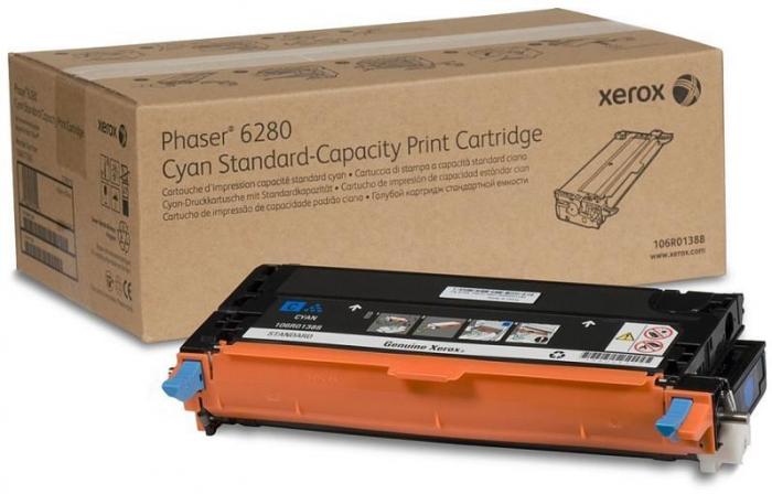 Xerox 106R01400 Toner Cyan Original 0