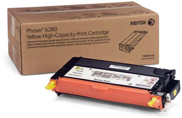 Xerox 106R01402 Toner Yellow Original 0