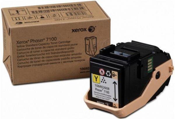 Xerox 106R02608 Toner Yellow Original 0