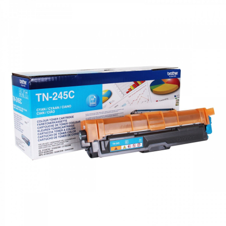 Brother TN245M Toner Magenta Original0