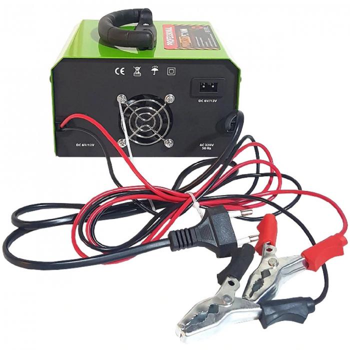 Incarcator invertor auto ProCraft PZ10M, redresor [1]
