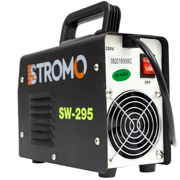 Aparat de sudura STROMO SW295 cu valiza + Masca automata | MMA [2]