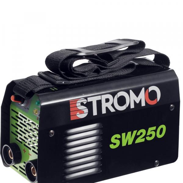 Aparat de sudura STROMO SW250 + Masca automata Stromo | MMA [2]