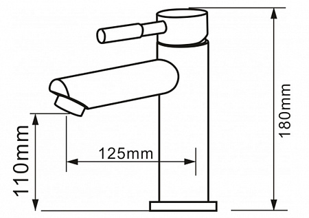 Baterie sanitara pentru chiuveta SUS-001-A [3]
