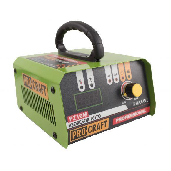 Incarcator invertor auto ProCraft PZ10M, redresor [3]