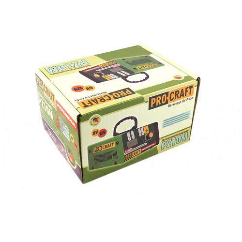 Incarcator invertor auto ProCraft PZ10M, redresor [5]