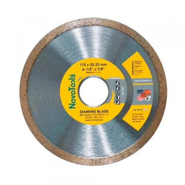 Disc diamantat NovoTools Standard Continuu [0]