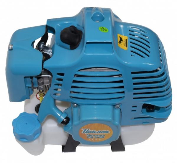 Motocoasa Ciclon , 4.8 CP, 9000 rpm, motor 2 timpi, 4 sisteme de taiere [3]